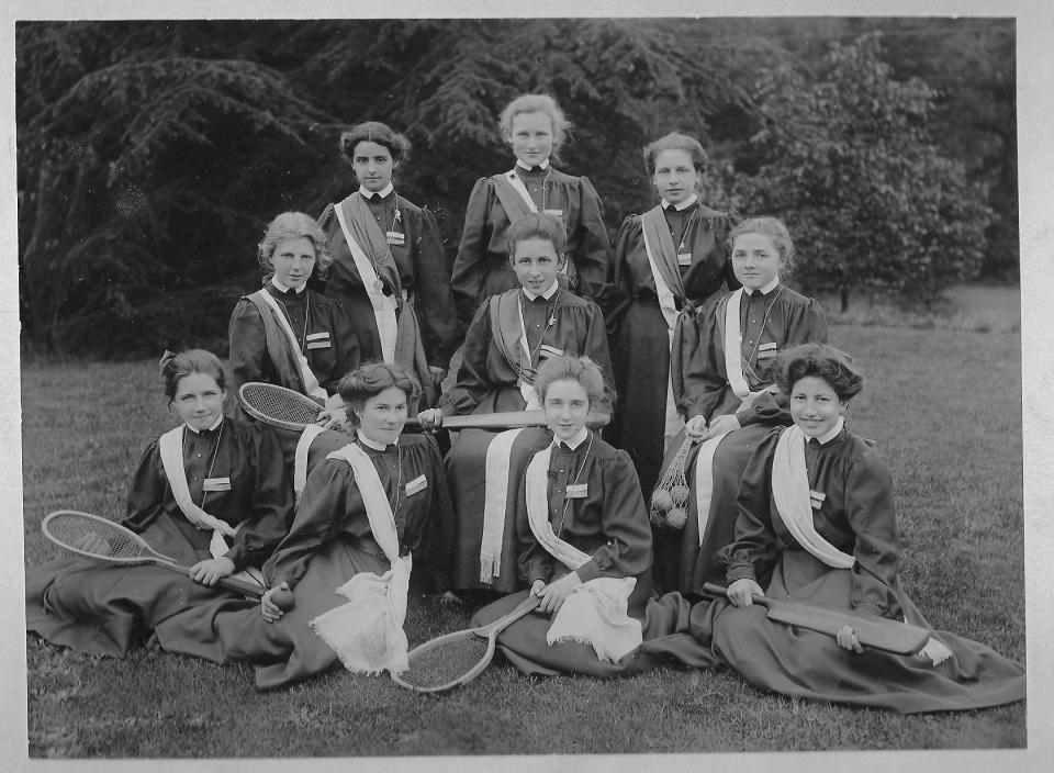 Roehampton Tennis Team 1909